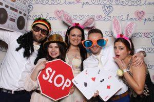 fotobox svadba